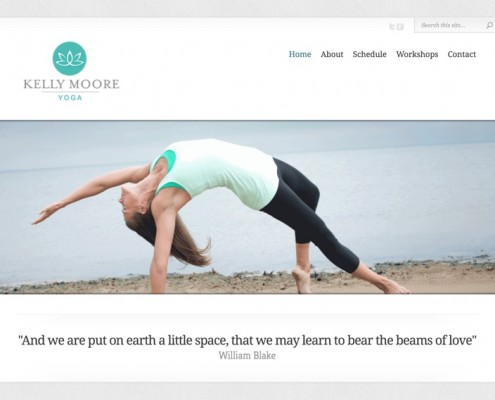 Kelly Moore Yoga