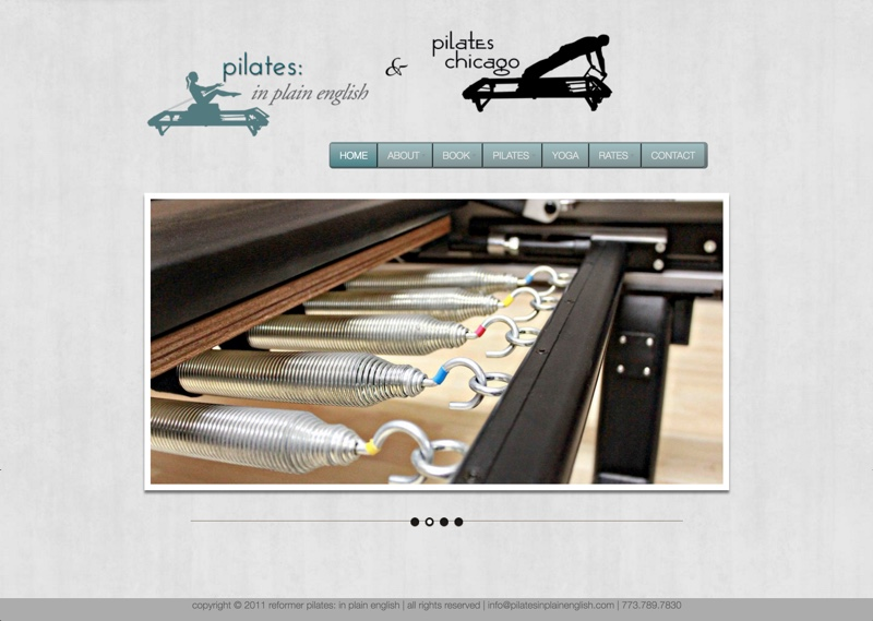 Pilates in Plain English